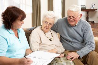 Bigstock-Senior-Couple-In-Discussion-Wi-15901973