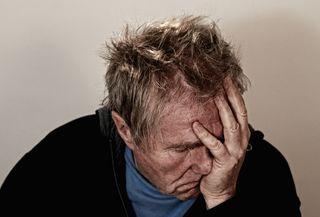 Depressed man pexels-photo