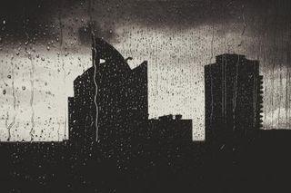 Rain buildings
