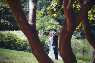 Bride groom tree
