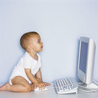 Toddler computer