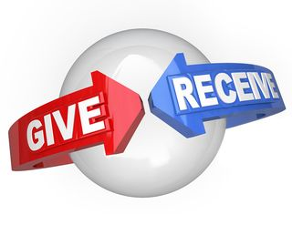 Bigstock-Giving-and-Receiving-words-on--39123337