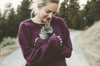 Pexels-photo- cat woman